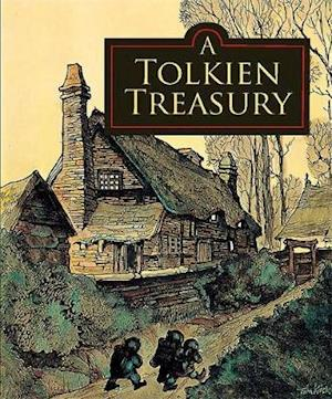 Bog hardback A Tolkien Treasury af Running Press