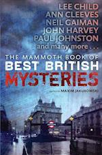 The Mammoth Book of Best British Mysteries (Mammoth Book of Best British Mysteries, nr. 10)