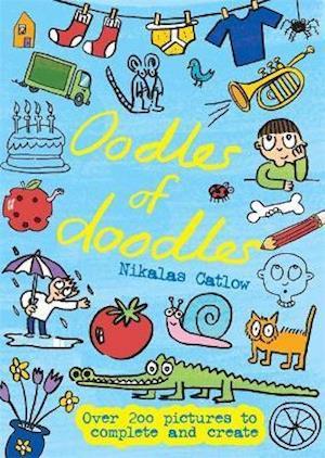 Bog paperback Oodles of Doodles af Nikalas Catlow