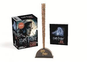 Bog ukendt format Harry Potter Hermione's Wand with Sticker Kit af Running Press