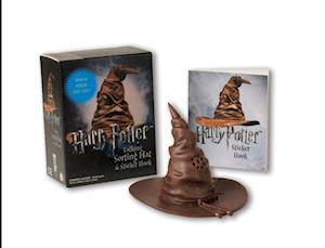 Bog, ukendt format Harry Potter Talking Sorting Hat and Sticker Book af Running Press