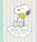Peanuts Baby Book