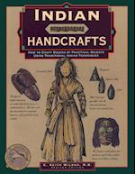 Indian Handcrafts (Wilbur, C. Keith, Illustrated Living History Series)