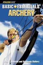 Basic Essentials Archery (Falcon Guide)