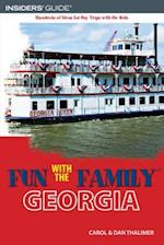 Fun with the Family Georgia (Fun with the Family Georgia Hundreds of Ideas for Day Trips with the Kids)