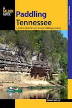 Falcon Guide Paddling Tennessee af Johnny Molloy