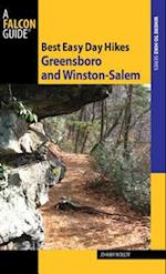 Greensboro and Winston-Salem (FalconGuides: Best Easy Day Hikes)