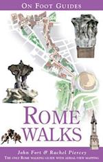 On Foot Guides Rome Walks af Rachel Piercey, John Fort