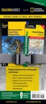 Falcon Guides Hiking Guide & Trail Map Bundle (Best Easy Day Hikes Series)