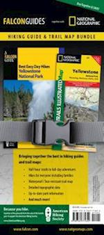 Falcon Best Easy Day Hikes Yellowstone National Park / National Geographic Yellowstone National Park Map (Best Easy Day Hikes Series)