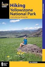 Falcon Guide Hiking Yellowstone National Park (Falcon Guide Hiking Yellowstone National Park)