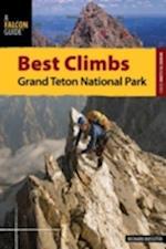 Falcon Guide Best Climbs Grand Teton National Park (Best Climbs Series)