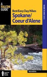 Best Easy Day Hikes Spokane/Coeur D'Alene (FalconGuides: Best Easy Day Hikes)