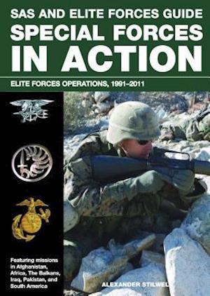 Bog paperback SAS and Elite Forces Guide af Alexander Stilwell