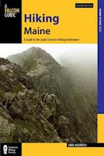 Hiking Maine (State Hiking Guides)