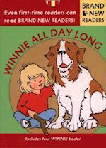 Winnie All Day Long af Leda Schubert