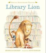 Library Lion af Kevin Hawkes, Michelle Knudsen