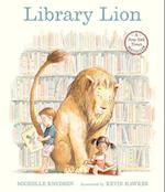 Library Lion af Michelle Knudsen, Kevin Hawkes