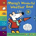 Maisy's Wonderful Weather Book (Maisy First Science)
