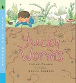 Yucky Worms (Read and Wonder)