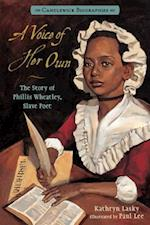 A Voice of Her Own (Candlewick Biographies)