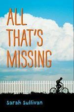 All That's Missing af Sarah Sullivan