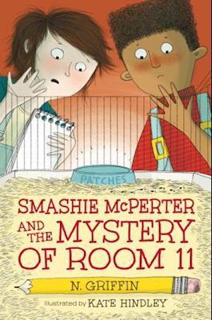 Bog, hardback Smashie Mcperter and the Mystery of Room 11 af N. Griffin