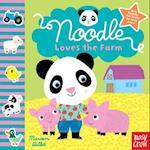 Noodle Loves the Farm af Nosy Crow
