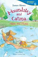 Houndsley and Catina Plink and Plunk (Candlewick Sparks)