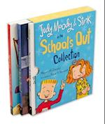 Judy Moody and Stink in the School's Out Collection (Judy Moody & Stink)