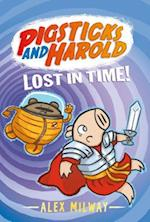 Pigsticks and Harold Lost in Time! (Pigsticks and Harold)