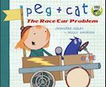 The Race Car Problem (Peg Cat)