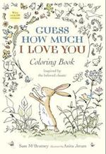 Guess How Much I Love You Coloring Book (Guess How Much I Love You)