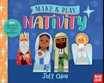 Make & Play Nativity