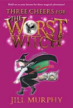 Three Cheers for the Worst Witch (The Worst Witch, nr. 8)