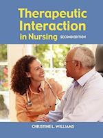 Therapeutic Interaction in Nursing af Angela Williams, Angela Williams, Christine L. Williams