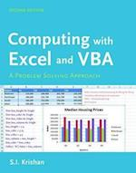 Computing with Excel and VBA