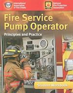 Fire Service Pump Operator Student Workbook