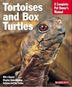 Tortoises and Box Turtles (Barrons Complete Pet Owners Manuals Paperback)