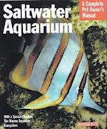 Saltwater Aquarium (Barrons Complete Pet Owners Manuals Paperback)