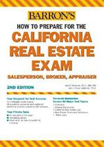 How to Prepare for the California Real Estate Exam (Barrons How to Prepare for the California Real Estate Exam Salespe)
