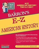 Barron's E-Z American History (Barrons E Z)