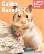Golden Hamsters (Pet Owner's Manuals)