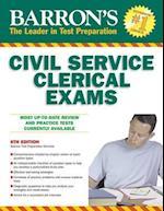 Barron's Civil Service Clerical Exam (Barrons Civil Service Clerical Exams)