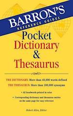 Barron's Pocket Dictionary and Thesaurus