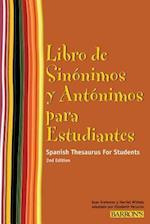 Libro de Sinonimos y Antonimos Para Estudiantes