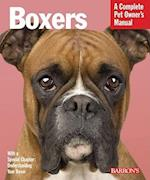 Boxers (Barrons Complete Pet Owners Manuals Paperback)