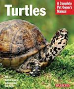 Turtles (Barrons Complete Pet Owners Manuals Paperback)
