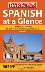 Spanish at a Glance (At a Glance Series)