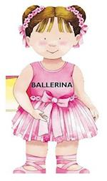 Ballerina (Mini People Shape Books)